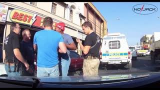 Teamwork brings armed robbers to book