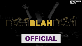 Armin van Buuren - Blah Blah Blah (Official Lyric Video 4K)