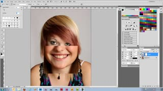 Layer Masks and Photo Manipulation in Photoshop
