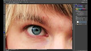 Photoshop CS6_ Awesome Eyes (tutorial)