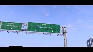 Grand Theft Auto V Trailer