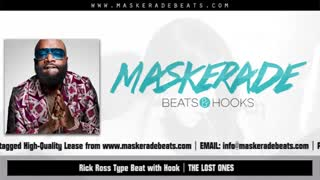 Rick Ross Type Beat with Hook 2017  THE LOST ONES