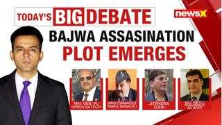 Bajwa Assasination Plot Emerges | Mutiny Brewing Within Pak Army? | NewsX