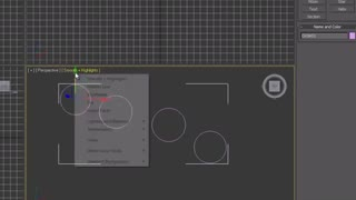 3Ds Max Tutorial - 12 - Shapes and Splines (360p)