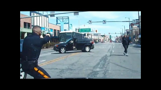 Dash cam Police Involved Fatal Shooting, Atlantic City 3/27/2014