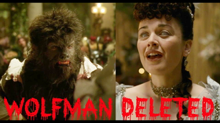 amazed werewolf - blind female singer scene - the wolfman 2010