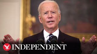 Watch again: Biden makes remarks on Delta variant and vaccines