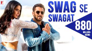 Swag Se Swagat Song | Tiger Zinda Hai | Salman Khan, Katrina Kaif | Vishal - Shekhar, Neha B, Irshad