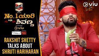Rakshit Shetty Talks About Shruti Hariharan   No 1 Yaari With Shivanna   Viu India
